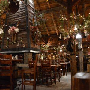 restaurant cabane à sucre Au Petit Poucet